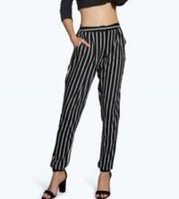 As New worn once stripe trousers Melbourne