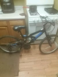 blue and black BMX bike Greater Landover, 20784