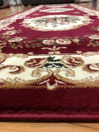 Brand new traditional design carpet runner size 3x10 nice red rug runners Arlington, 22203