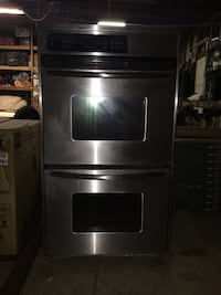 Double stainless steel oven  Vista, 92084
