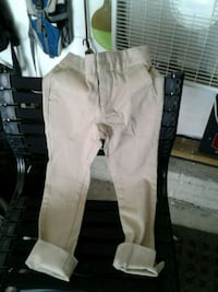 khaki cuffed pants New Albany, 43054