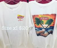 In and out burger tee size xl New Westminster, V3M 1B9