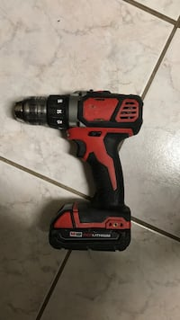 Milwaukee m18 Cordless Drill/Driver