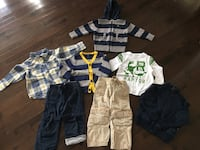 Lot Old Navy Boys Fall/Winter Clothes - Size 2 Richmond Hill, L4E 0C3
