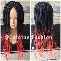 Braided wig /Scarborough hair stylist  Toronto, M1B 2C2