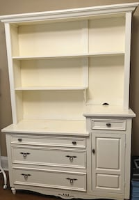 Cupboard / dresser with hutch / baby changing table Toronto, M6S 3X7