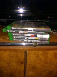 Xbox one games Brownsville