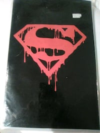 death of Superman comic book