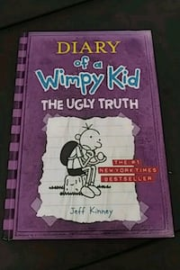 Diary of a Wimpy Kid: The Ugly Truth Enfield, 06082