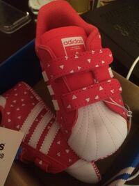 Baby Adidas Pink Soft Bottoms Shoe Toronto, M8Y 0A4