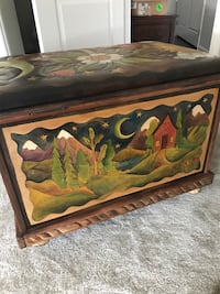 "RARE One-of-a-kind ""STICKS"" Trunk Ashburn"