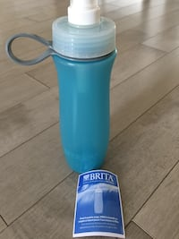 Brand NEW Brita water bottle with filter Markham, L3R 5X7