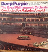 Deep purple record