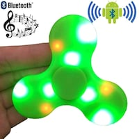 Bluetooth Spinner Green London, N5W 3P3