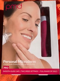 PMD personal microderm PRO new in box Toronto, M6G 3A5