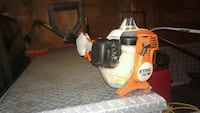 Stihl weed eater not straight  shaft Surrey, V3W 6C5