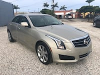 Cadillac - ATS - 2014 West Palm Beach