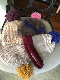 Hand Knitted Hats!  $15 each Crofton, 21114