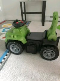 green and black ride-on toy 3758 km