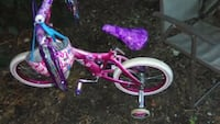 "16"" barbie bike Selden"