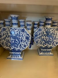Blue Willow new and antique dishes Brookeville, 20833