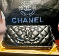 Chanel wallet with box and carecard  Toronto, M9R 0A3