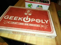 Geekopoly game box