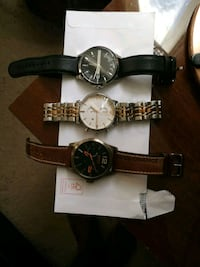 Used watches in very gud condition.80 dollars each Edmonton, T5Y 0T7