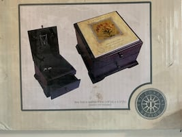 Jewelry Box - brand new in box