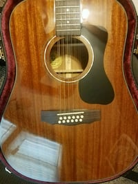 Guild GAD series 12 string w hardcase Penns Grove, 08069