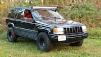 Jeep - Grand Cherokee - 1993 trade only 37 km