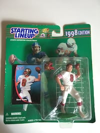 Steve Young Starting Lineup Figurine Gaithersburg