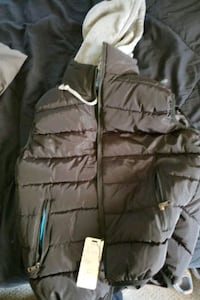 Vest hoodie Charter Township of Clinton, 48038