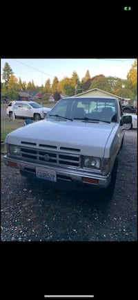 Nissan - Pick-Up / Frontier - 1991 Vancouver