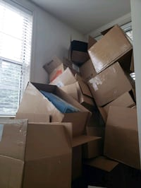 Boxes of all sizes Arlington