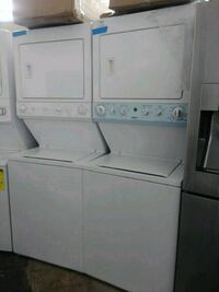 white washer and dryer combo Baltimore, 21223
