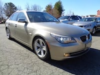 BMW 5 Series 2008 Purcellville, 20132