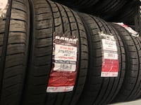 225   45R17 SET OF NEW TIRES ON SALE  Lafayette, 94549