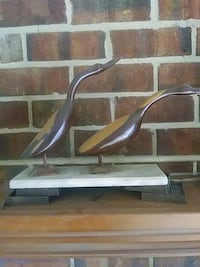Geese statues $10 29 km
