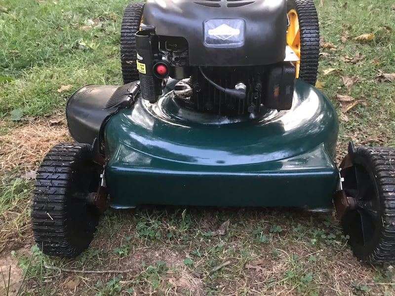 Craftsman mower- if ads up it's available 09a89503-3886-4587-b110-c23a2af80b48