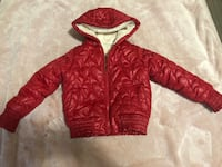 Girls winter jacket size S (4/5) Calgary, T3J 5G8