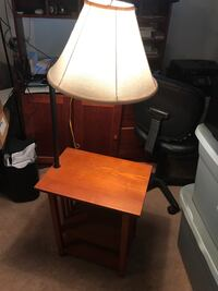 Lighted end stand Johnstown, 15904