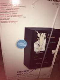Brand new Dorm refrigerator ( still in the box unopened ) North Chesterfield, 23235
