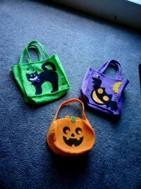 Trick or treat bags  New Castle, 16101