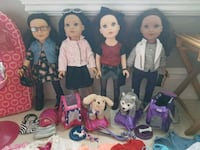 Journey Girls Dolls, Pets, and Accessories  East Gwillimbury, L9N 0P5