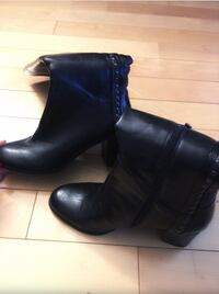 NEGOCIABLE VALDINI LUXURY BOOT SIZE 7