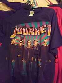 Journey printed crew-neck t-shirt Ogden, 84403