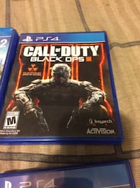 Call of duty black ops 3 ps4 Great Falls, 59404