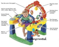 Toddler's activity station  Intelligent exercauser Mississauga, L5C 1P2