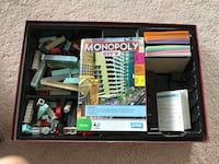 Monopoly board game set Toronto, M2N 7M2